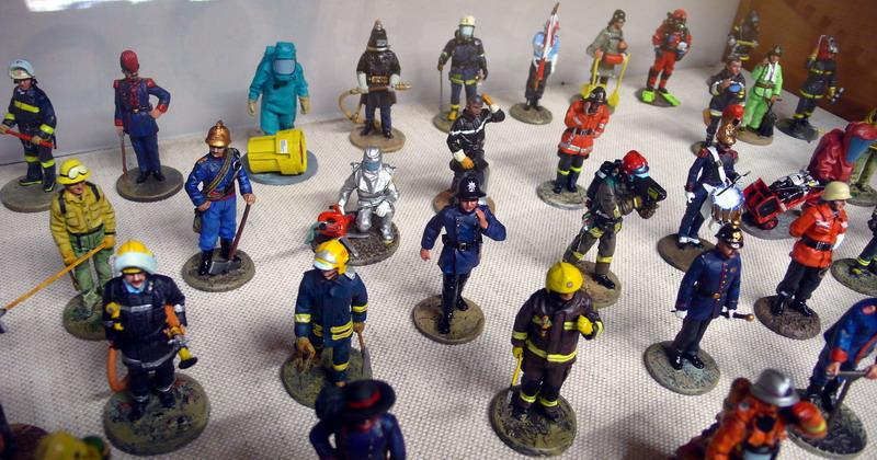 Feuerwehrmann-Beziehungen